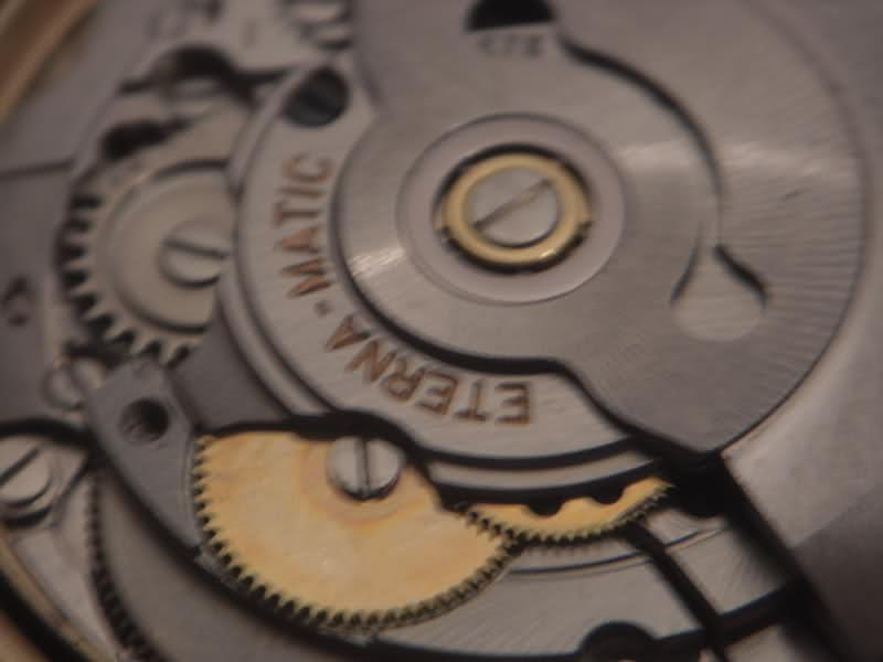 Eterna - Vos montres en or Md33hg