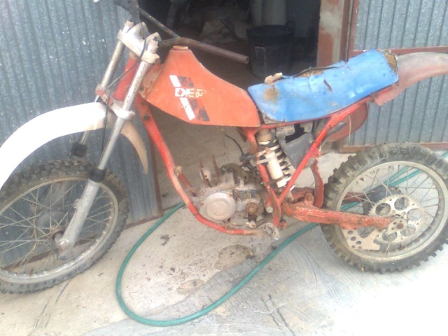 Mi Derbi Cross 80 Qpnwwl