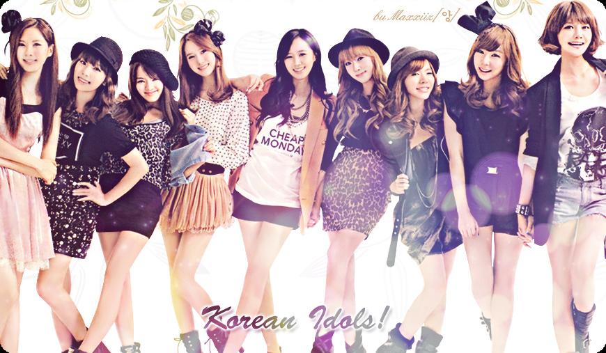Korean Idols