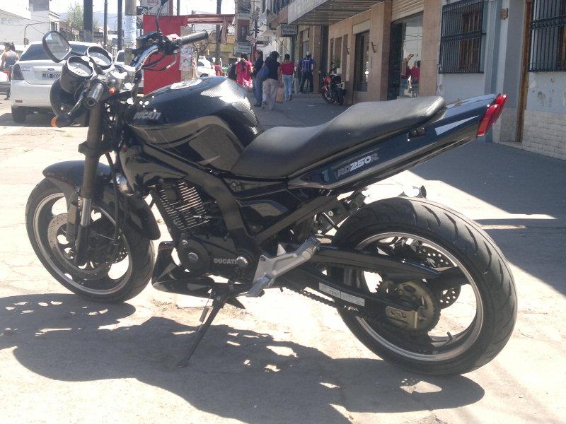 MI RD 250R  Sovdyh
