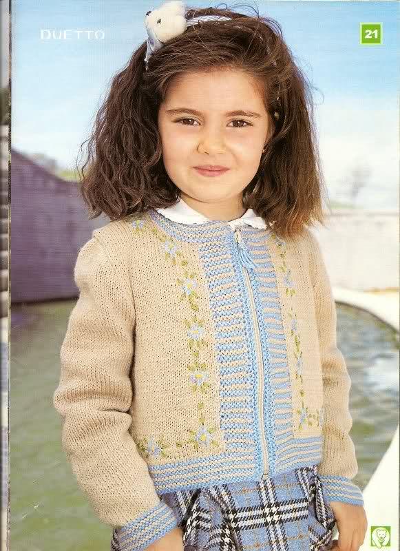 patrones - busco patrones para chaqueta niña Sv3q51