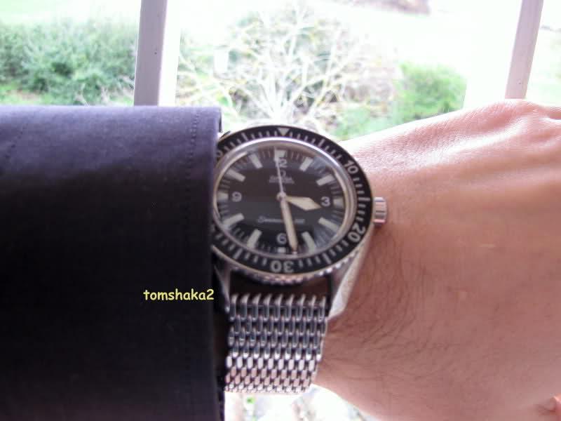 La montre qui vous a fait aimer les montres Syv8r8