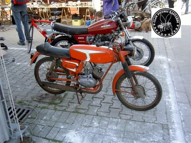 Que cantidad de ciclomotores Ducati juntos Uvncw