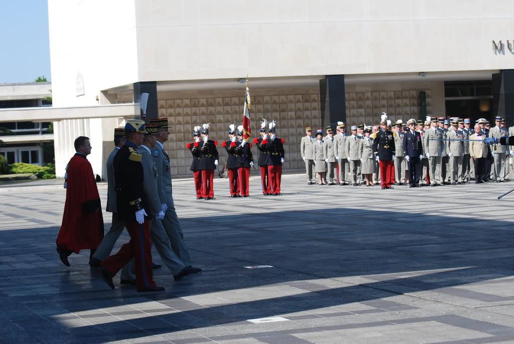 """Adoubement promotion ESM 4eme Bataillon """"Colonel Jean SASSI"""" Vxo90"""