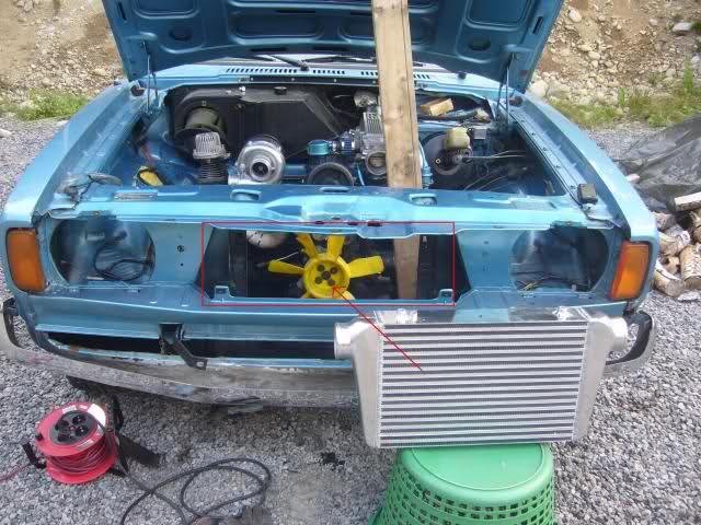 Fiechen - Ford Taunus 2.0L 8v Turbo Vy436s