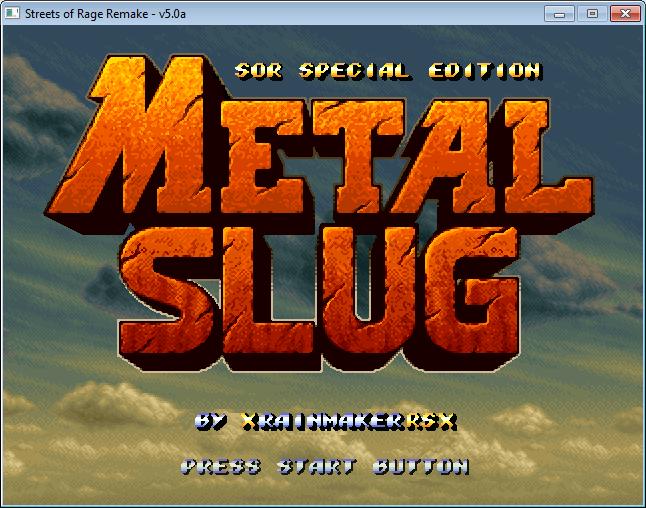 | SOR R | Metal Slug SE | 1.7 2020! Wbvujr
