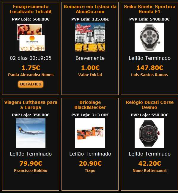 Clubefashion... Compras até 90% e Leilões desde 1 Euro! [Recebi 27 Vezes] Xnewlz