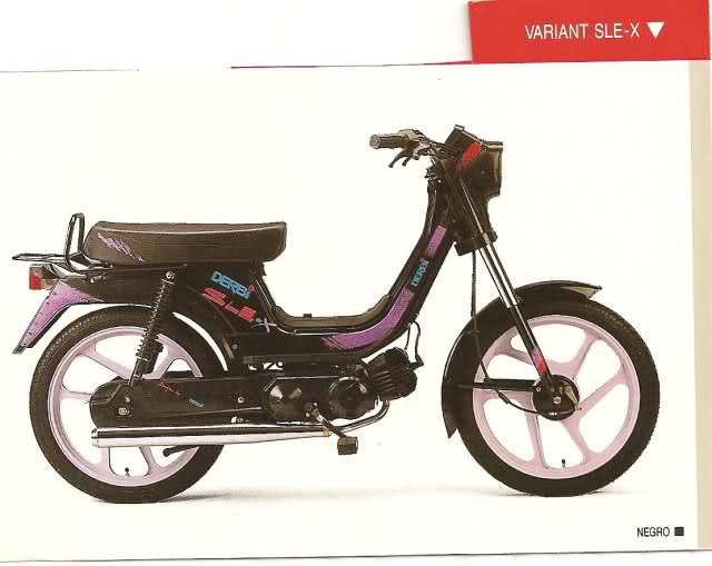 Derbi Variant SLE-X 104rzip