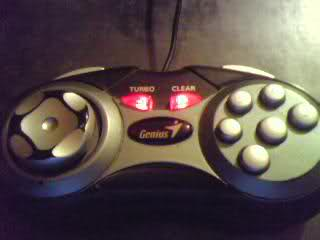 Using a controller to play Crusade 10xcx0h