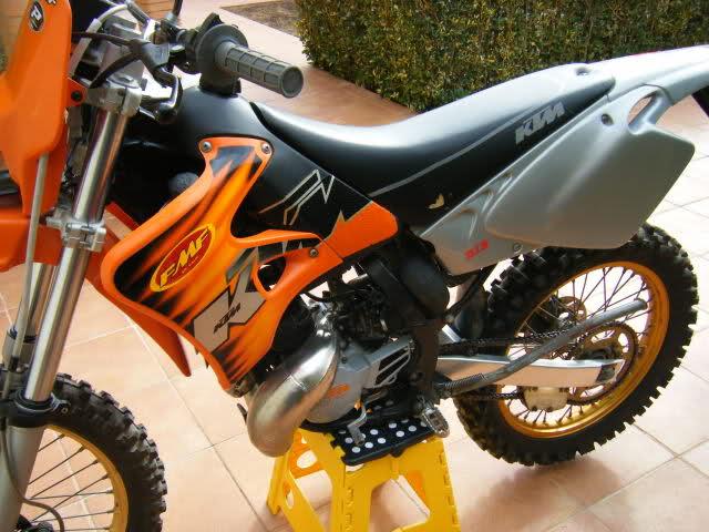enduro h3 -registronex - Mi KTM 50 Enduro 11lrinm