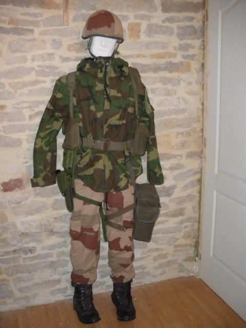 Les tenues et équipements de l'Armée Française - Page 2 14nzfnn