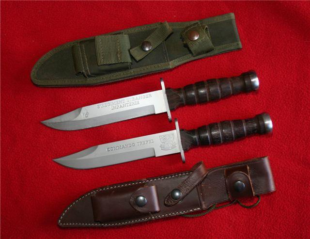 collection de lames de fabnatcyr (dague poignard couteau) 14u87kz
