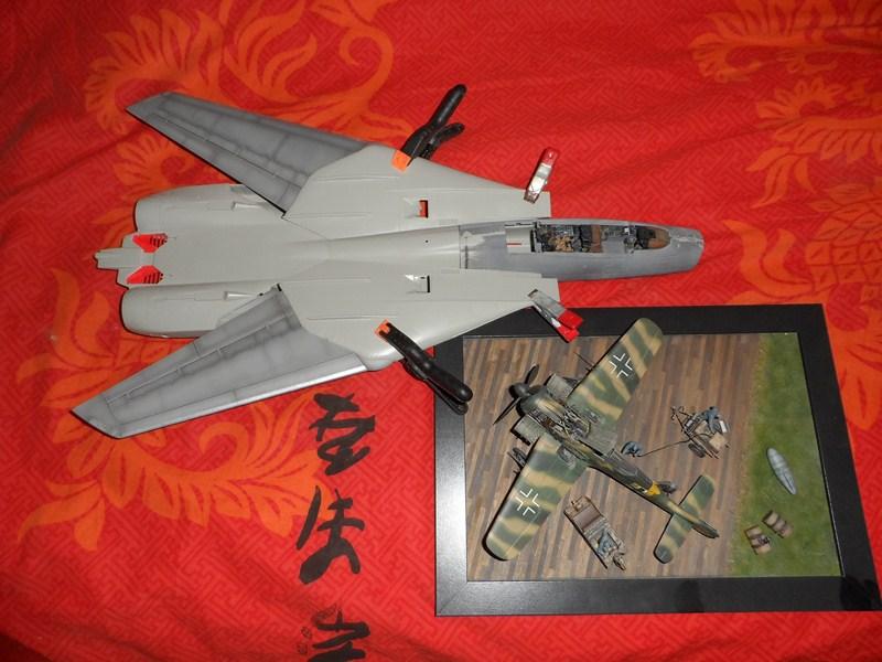 GRUMMAN F14A TOMCAT Tamiya 1/32è - Page 3 15heuet