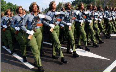 Fuerzas Armadas Revolucionarias de Cuba.  15n6ebn