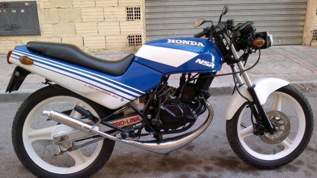 Honda nsr 80 naker 15plab6
