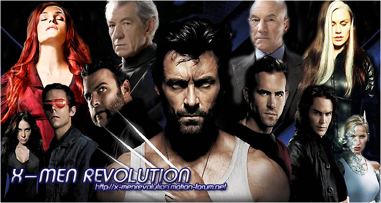 X-Men Revolution Rol