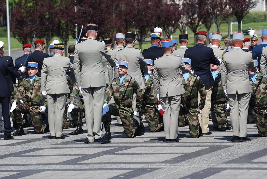 "Adoubement promotion ESM 4eme Bataillon ""Colonel Jean SASSI"" 1fjuja"
