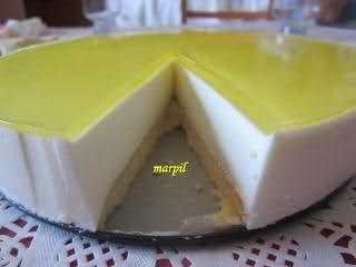 Tarta Mousse de Limón 1zx9p5e