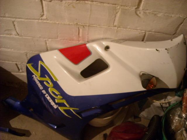 Mi nueva Derbi GPR Sport 200wyzp