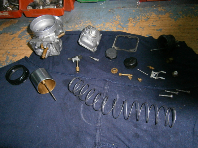 Puesta a punto KTM 80 MX 20sygqf