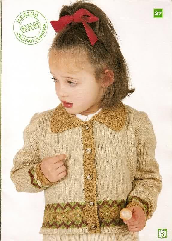 patrones - busco patrones para chaqueta niña 21n35hw