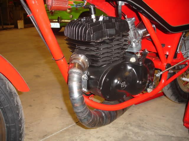 Montesa 250 cc. para circuito 23j0o3o