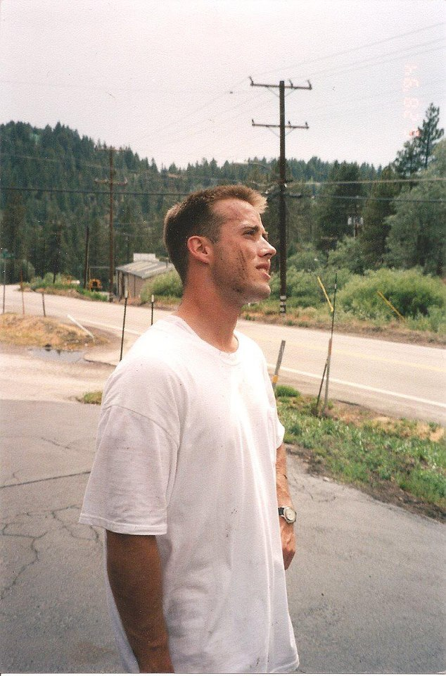 In Loving Memory of Travis Victor Alexander.  23ubuav