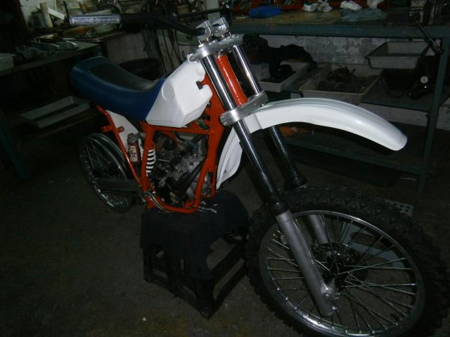 Puesta a punto KTM 80 MX 246rgwm
