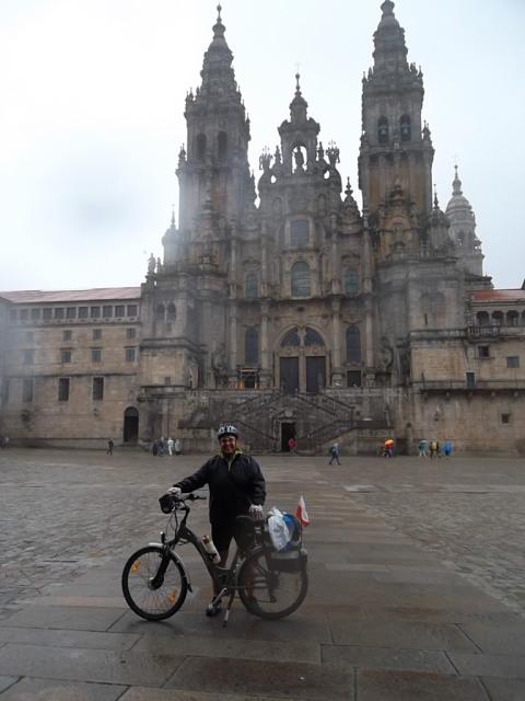 Camino de Santiago ¿en bici eléctrica? 255rmfd
