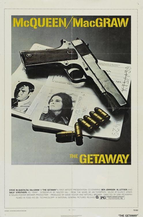 La huida (The Getaway) (1972) 25khcsg