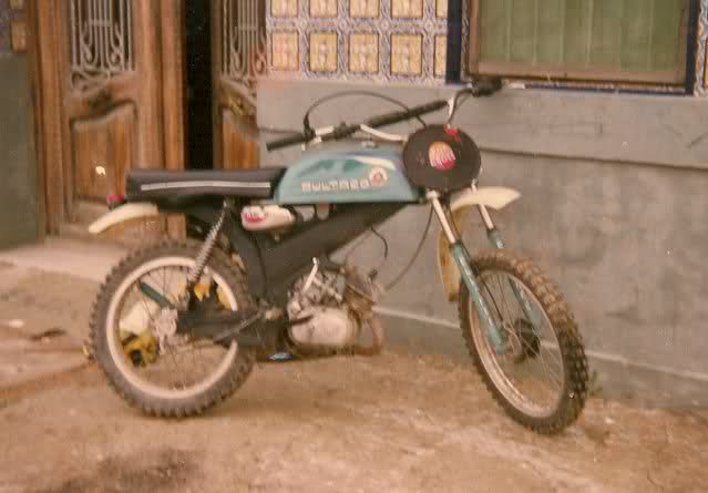 Antorcha cross - Derbi Antorcha Cross 280tov6