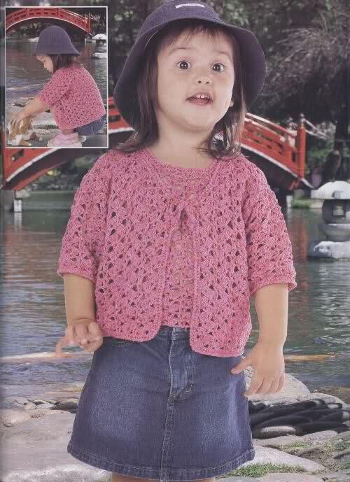 boleritos nenas - boleritos para nenas tejidos a crochet 28bw5yf