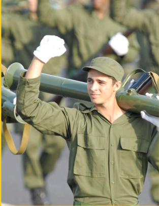 Fuerzas Armadas Revolucionarias de Cuba.  2a6l9au