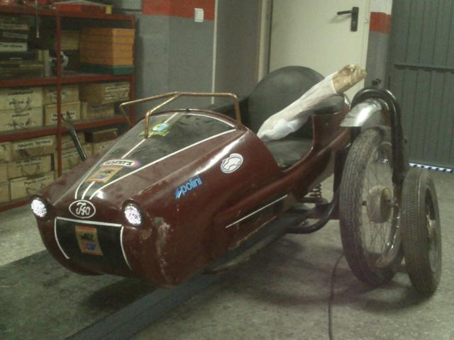 Isomoto 125 B con Sidecar - 1959 2d2hslt