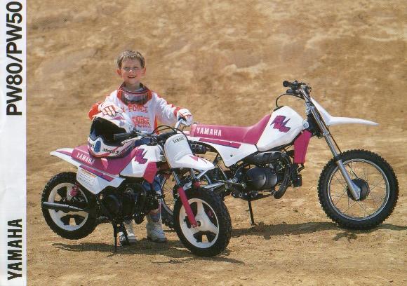 Yamaha PW 50 1993 by Motoret 2ef0vgj