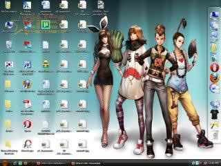Show us your desktop! 2ib215v