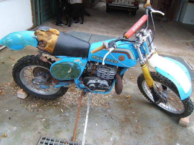 "Las Bultaco Pursang MK11 ""Manolo's"" 2jes2m8"