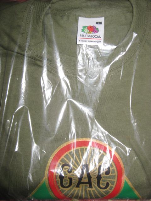 Camisetas Logo G.A.C. Mobylette 2n6t9nd