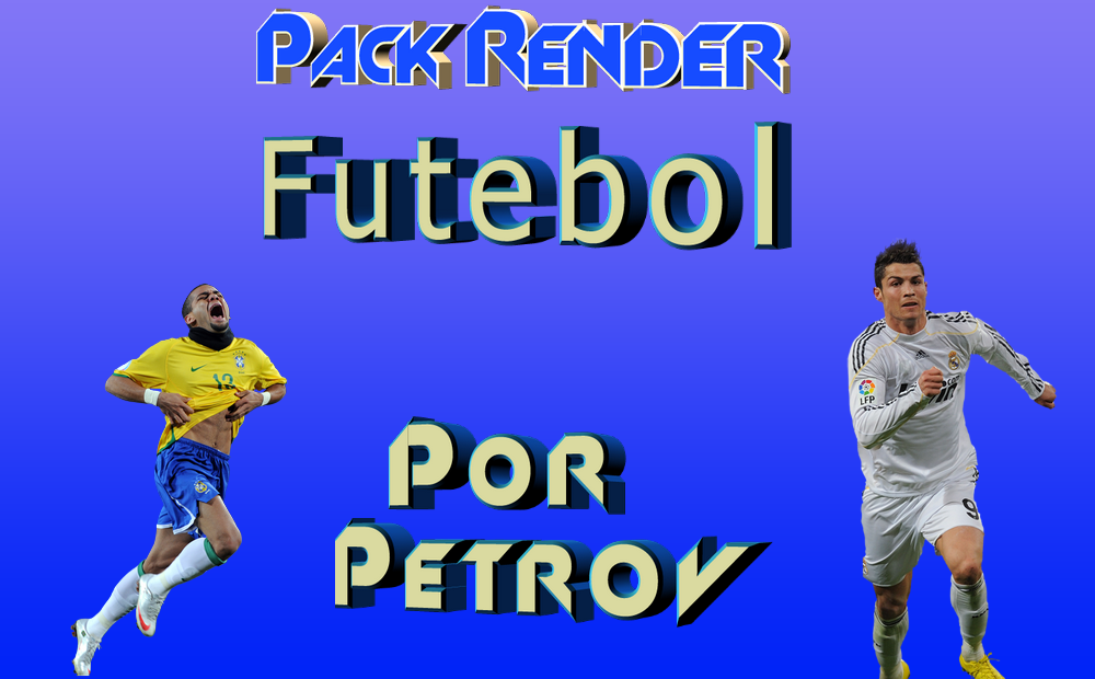Futebol renders pack! 2nrpvki