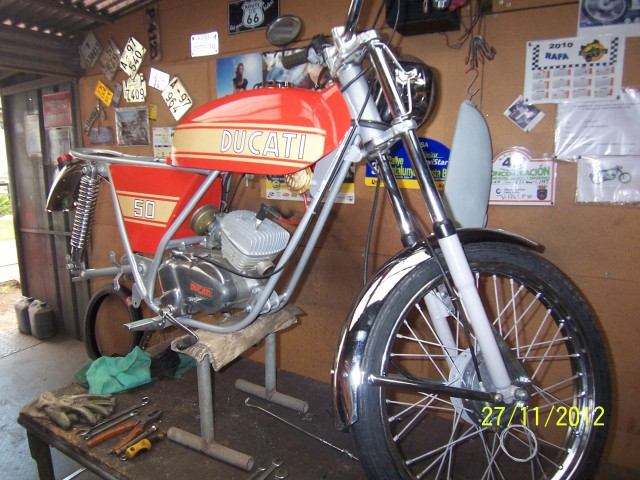 Mi Ducati 50 TS 2nsm05g