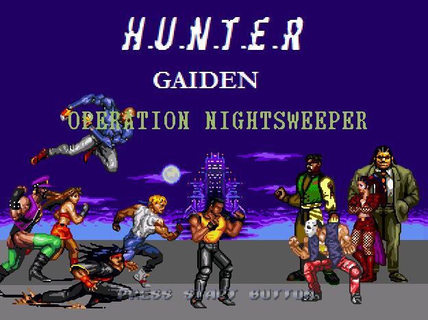 H.U.N.T.E.R Gaiden: Operation Nightsweeper V1.4 2qs9rfn