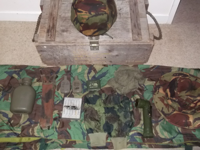 Miscellaneous Items of NZ Militaria 2v0hfys