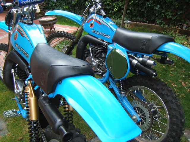 "Las Bultaco Pursang MK11 ""Manolo's"" 2vtvf29"