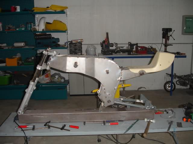Monocasco MRD Ossa 50 cc. 2w5il8m