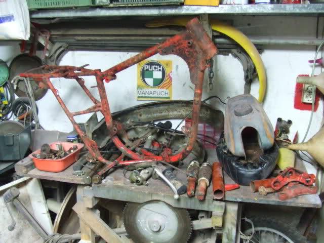 bultaco - Bultaco Junior 74 * Manapuch 2z4d34z