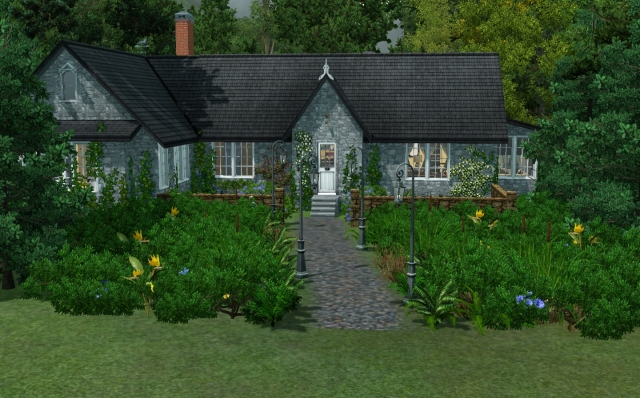 Twilight Saga: Edward & Bella's cottage 2zimuxg