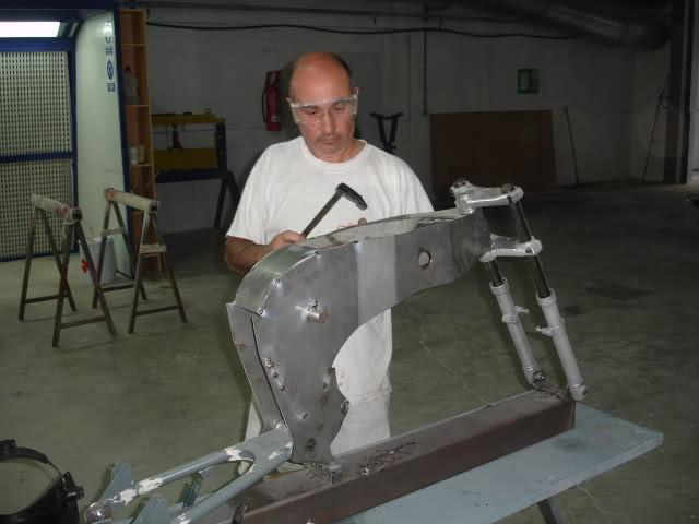 Monocasco MRD Ossa 50 cc. 2zpjk2w