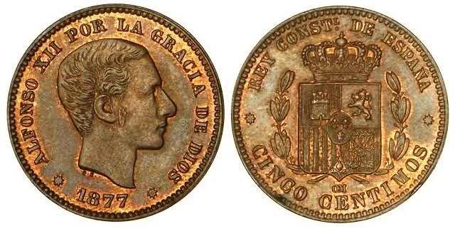 Estudio monográfico: Las monedas de Alfonso XII (1875-1885) 2zsa9zl