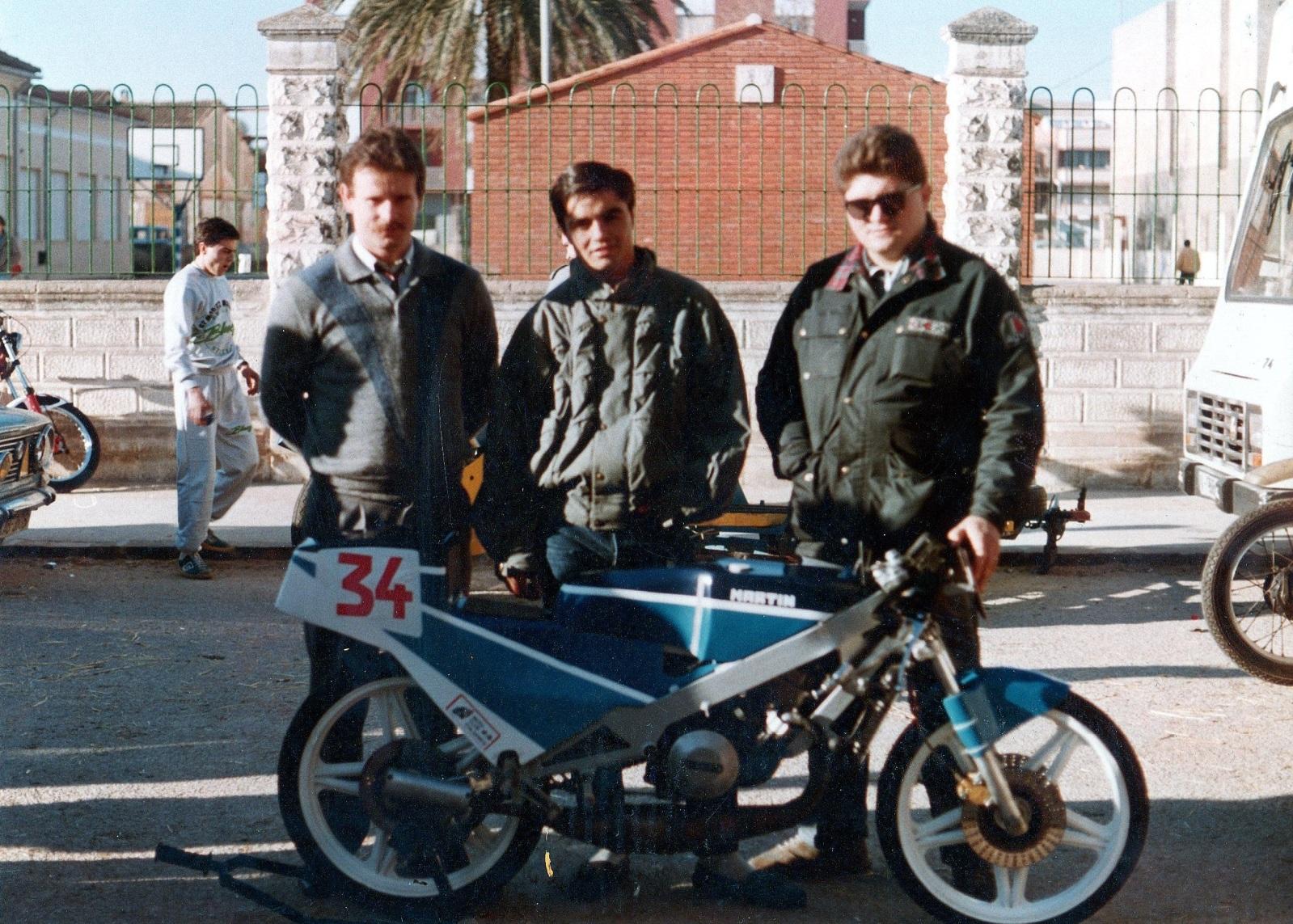 Antiguos pilotos: José Luis Gallego (V) 30cc5k5