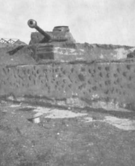 Panzerstellung Panther 30wrorn